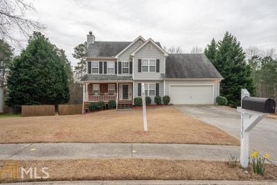 Loganville Single Family Home For Sale: 3135 Spincaster Way