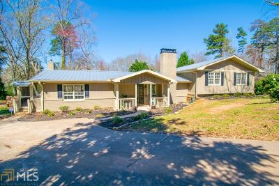 Jefferson Single Family Home New: 213 Blackstock Rd