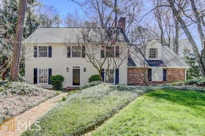 Atlanta Single Family Home Under Contract: 560 Tanacrest Cir