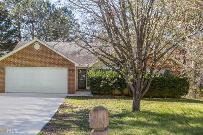 Conyers Single Family Home Under Contract: 2111 Amherst Trl
