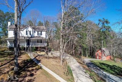 Cherokee County Single Family Home New: 7038 McCurley Rd