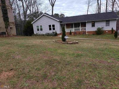 Lithonia Single Family Home Under Contract: 1522 Stoneleigh Hill Rd