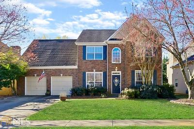 Roswell Single Family Home New: 7095 Baywood Dr