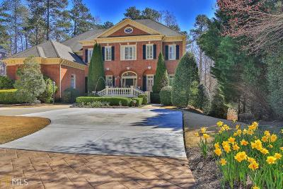Alpharetta Single Family Home For Sale: 2180 Blackheath Trce