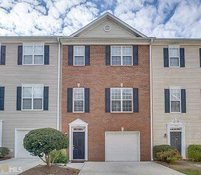 Norcross Condo/Townhouse Under Contract: 5362 Hickory Knoll