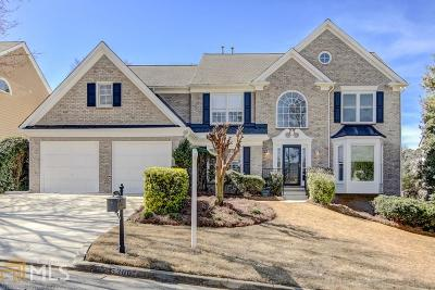 Dunwoody Single Family Home Under Contract: 5300 Oxford Chase Way