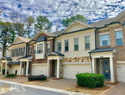 Atlanta Condo/Townhouse New: 846 Canterbury Overlook #3