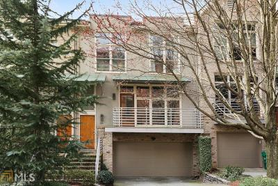 Brookhaven Condo/Townhouse Under Contract: 1281 Peachtree Vw