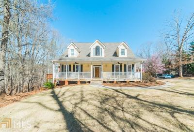 Monroe, Social Circle, Loganville Single Family Home For Sale: 3000 Clegg Farm Rd