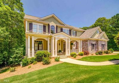 Canton Single Family Home For Sale: 107 Arbor Shoals Dr
