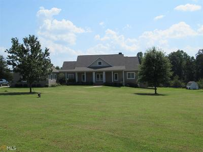Banks County Single Family Home Under Contract: 407 Link Rd