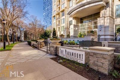 Atlanta Condo/Townhouse New: 3445 Stratford Rd #1601