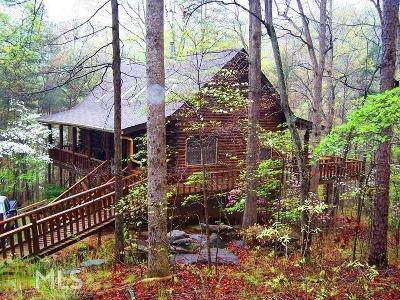 Banks County Single Family Home For Sale: 564 Ridge Ln