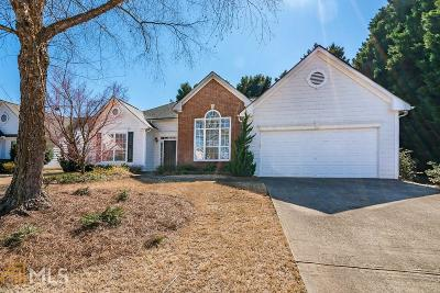 Kennesaw Single Family Home Under Contract: 2342 Holden Way