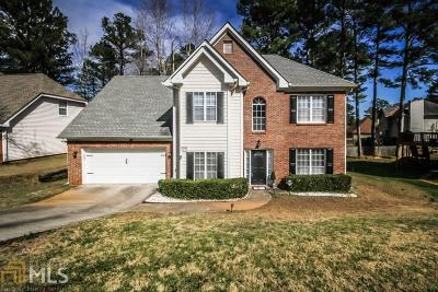 Lithonia Single Family Home Under Contract: 7220 Monterey
