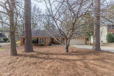 windward Single Family Home For Sale: 2845 Lakewind Ct