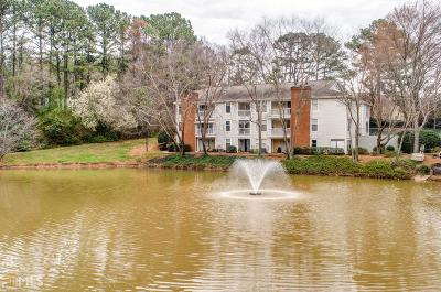 Brookhaven Condo/Townhouse Under Contract: 1268 Keys Lake Dr #D