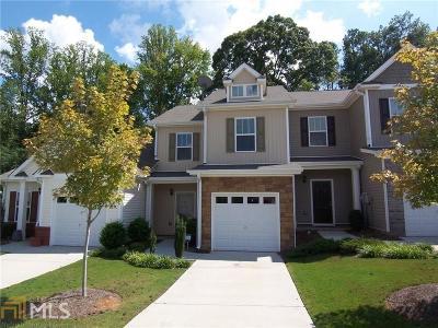 Acworth Condo/Townhouse For Sale: 228 Ridge Mill Dr