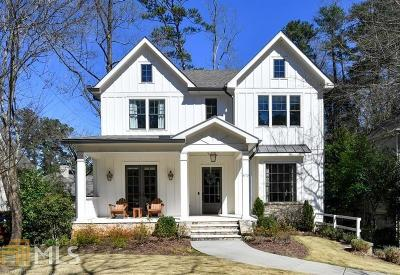 Morningside Single Family Home Under Contract: 870 Wildwood Rd