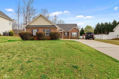 McDonough Single Family Home New: 315 Stallings Dr