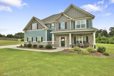 Senoia Single Family Home New: 38 Hammock Dr