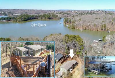 Gainesville Single Family Home For Sale: 3634 Lodgehaven Dr