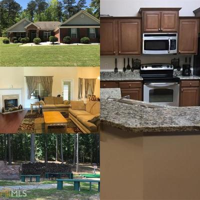 Griffin Single Family Home For Sale: 1016 Yorkshire Dr