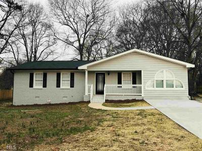 Winder Single Family Home New: 121 Ashwood Dr