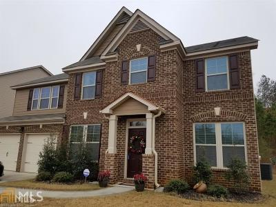 Fairburn Single Family Home Under Contract: 6803 Potomac Pl