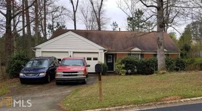 Lawrenceville Single Family Home Under Contract: 484 Seneca Dr