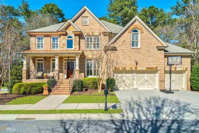 Johns Creek Single Family Home New: 10014 Inisfree Dr
