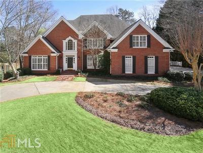 Marietta, Roswell Single Family Home Under Contract: 1407 Waterford Green Dr
