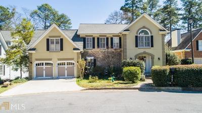 Atlanta Single Family Home New: 2067 Somervale Ct