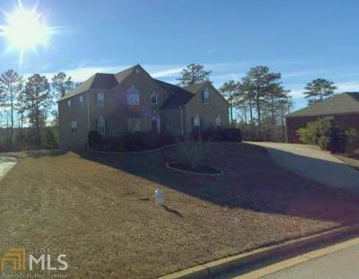 Conyers Single Family Home New: 2155 Crest Wood
