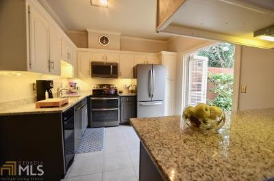 Condo/Townhouse Under Contract: 22 Lullwater Pl