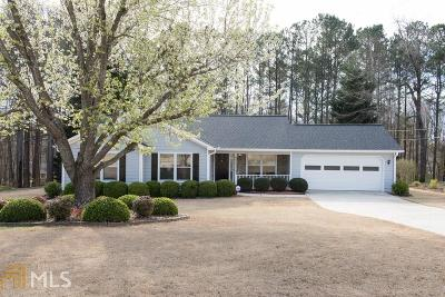 Dacula Single Family Home Under Contract: 2535 Dacula Ridge Dr