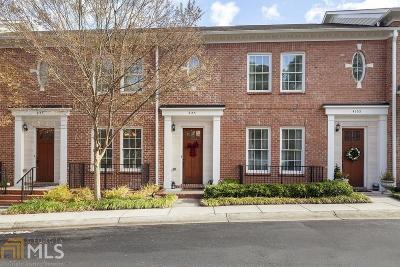 Brookhaven Condo/Townhouse New: 4155 Fischer Way