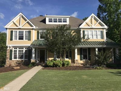 Sugar Hill Single Family Home Back On Market: 402 Spring Willow Dr