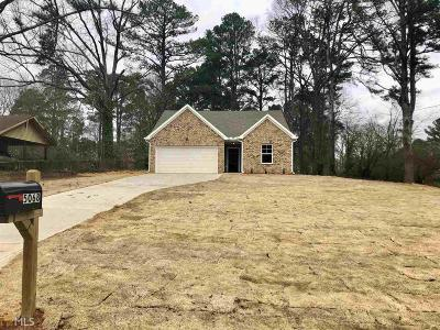 Powder Springs Single Family Home Under Contract: 5068 Paris