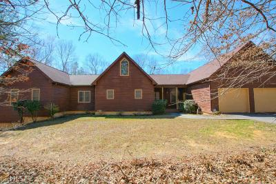 Paulding County Single Family Home For Sale: 1619 Brushy Mountain Rd