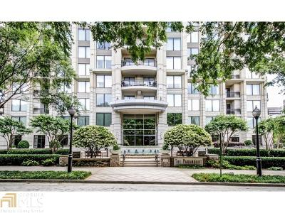 Paramount At Buckhead Condo/Townhouse New: 3445 NE Stratford Rd #1104