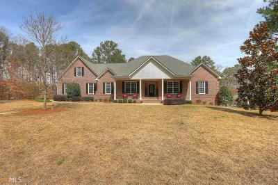 Loganville Single Family Home Under Contract: 4979 Skyline Dr #8