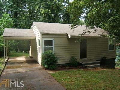 Cobb County Single Family Home New: 244 Keaton St