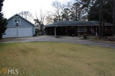 Conyers GA Single Family Home For Sale: $215,000