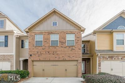 Buford Condo/Townhouse For Sale: 3318 Sardis Bend Dr