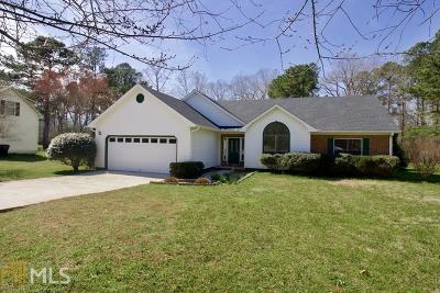 Hampton Single Family Home Under Contract: 11507 Matthews Trl