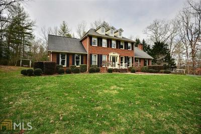 Blairsville Single Family Home For Sale: 646 Kings Rd