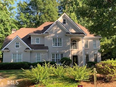 Norcross Single Family Home For Sale: 256 Dogwood Walk Ln