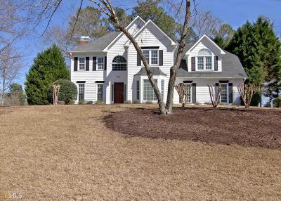 Peachtree City GA Single Family Home Under Contract: $389,000