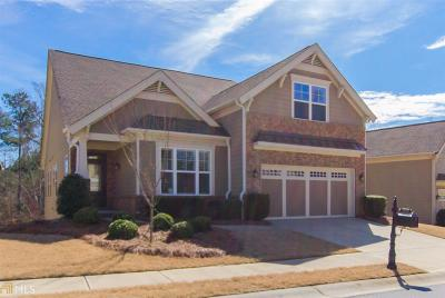Gainesville Single Family Home Under Contract: 3590 Blue Cypress Cv